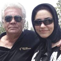 چنگیز وثوقی و همسرش + زندگی شخصی بازیگری