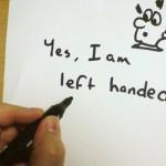 حقایقی در مورد چپ دست ها