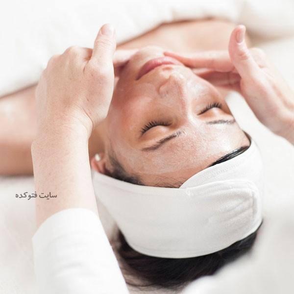 راههای کم کردن چربی پوست صورت