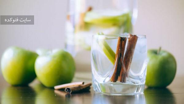 نوشیدنی دارچینی برای لاغری بدن
