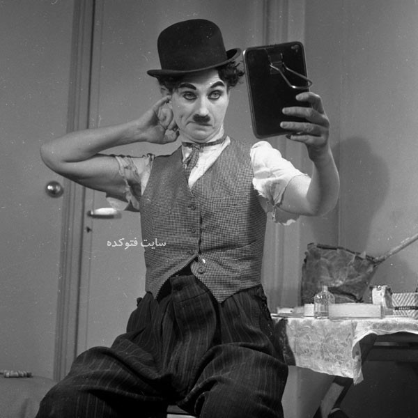 عکس و بیوگرافی کامل زندگینامه چارلی چاپلین