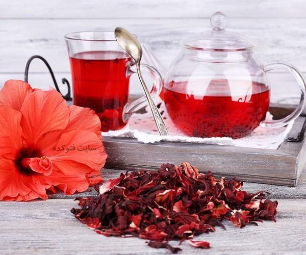 خاصیت چای ترش مکه در طب سنتی