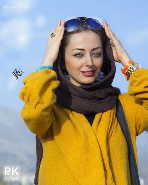 عکس جدید نفیسه روشن بازیگر زن ایرنی