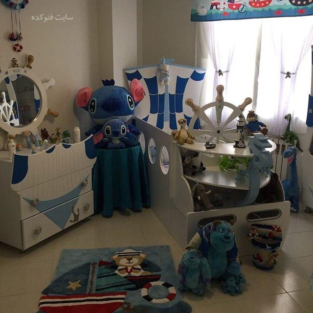 مدل های چیدمان اتاق کودک و نوزاد + تزیین شیک دکور