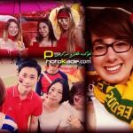 عکس تماشاگران بازی استرالیا و چین