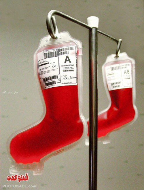 عکس های جالب کریسمس در بیمارستان,عکس ابتکارات جالب کریسمسی در بیمارستان,بابانوئل ابتکاری در بیمارستان,جشن کریسمس و سال نو ابتکاری در بیمارستان