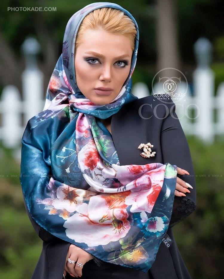 نحوه بستن روسری های مجری صدا سیما چندین مدل شال و روسری جدید و زیبای ایرانی برای خانم های با سلیقه و نحوه بستن شال و روسری با روش های آسان و شیک برای...