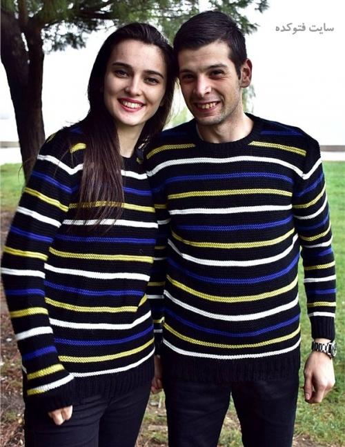 ست لباس دختر و پسر برای فصل پاییز 96