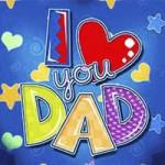 عکس تبریک روز پدر با متن