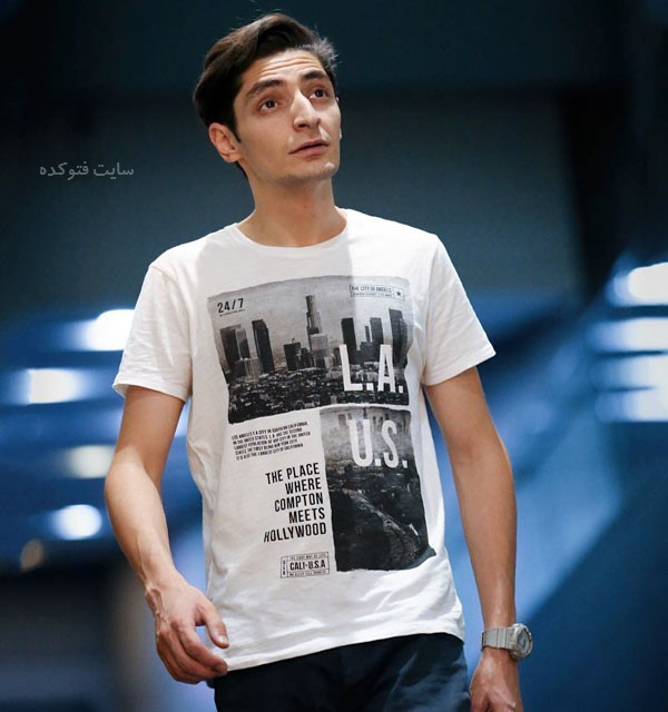 بیوگرافی دانیال غفارزاده با عکس شخصی