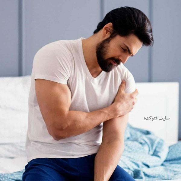 درمان درد دست چپ از آرنج به پایین