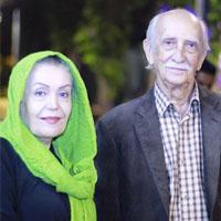 بیوگرافی داریوش اسدزاده و همسرش طاهره خاتون میرزایی