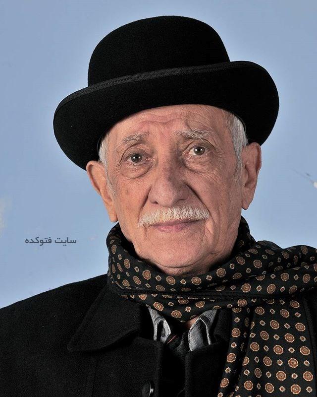 عکس و بیوگرافی داریوش اسدزاده بازیگر