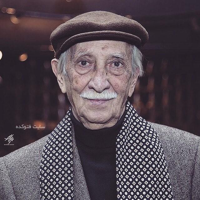 عکس و بیوگرافی داریوش اسدزاده