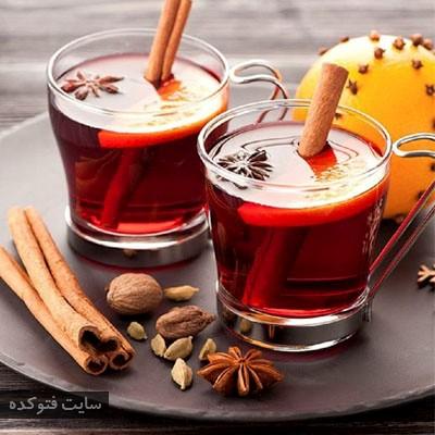درمان سنتی دیابت با چای دارچین