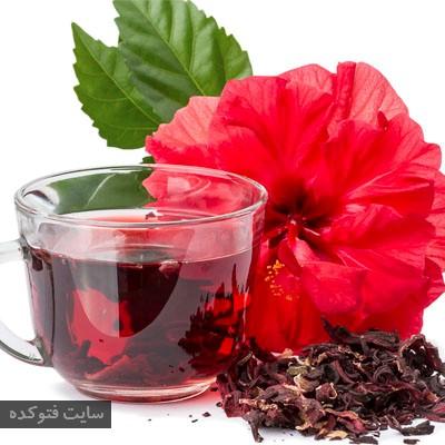 گیاهان طب سنتی برای دیابت با چای ترش