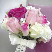 دسته گل عروس، مدل دسته گل عروس شیک، عکس دسته گل عروسی