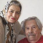 داوود رشیدی و همسرش احترام برومند + بیوگرافی و آلزایمر