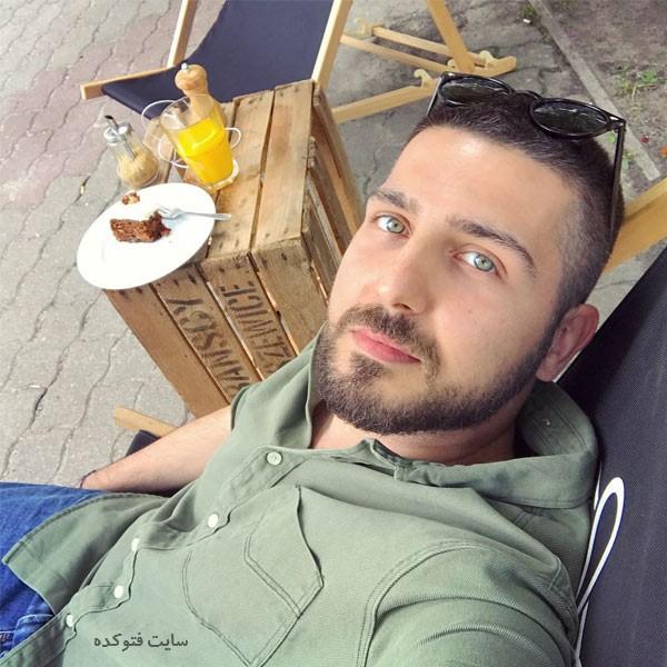 محمدرضا غفاری در بازیگران سریال دلدار
