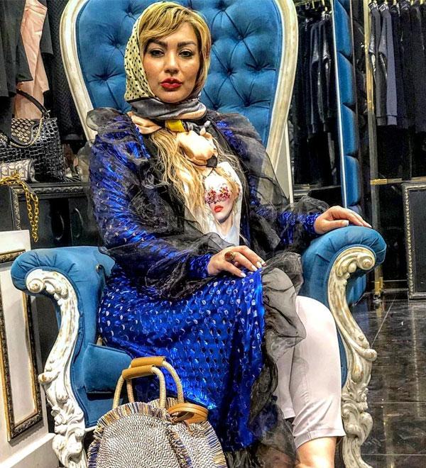 عکس استایل جدید شقایق دلشاد بازیگر و مدل