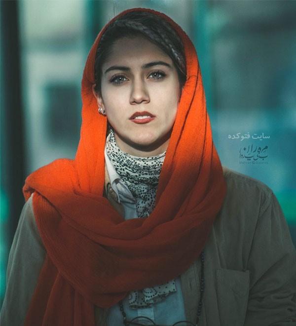 دنیز متوسلی بازیگر نقش مهسا در هیولا