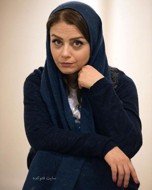 عکس شبنم فرشاد جو (بیوگرافی) بازیگر سریال گسل