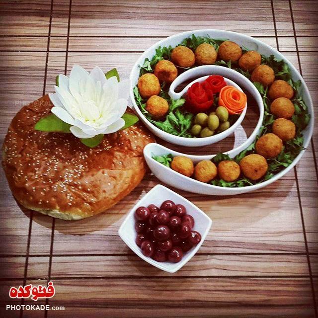 گالری تزئین ظرف غذا شیک و قشنگ,دیزاین ظرف غذا,آموزش تزئین غذا,عکس آموزش تزئین غذا با ایده های قشنگ,ایده های قشنگ برای تزئین غذا برای مهمان,عکسهای دیزاین غذا,مدل های تزئین غذا,گالری تصاویر سبک تزئین غذای ایرانی شیک,جدیدترین مدل تزئین غذا,قشنگترین تزئین غذا
