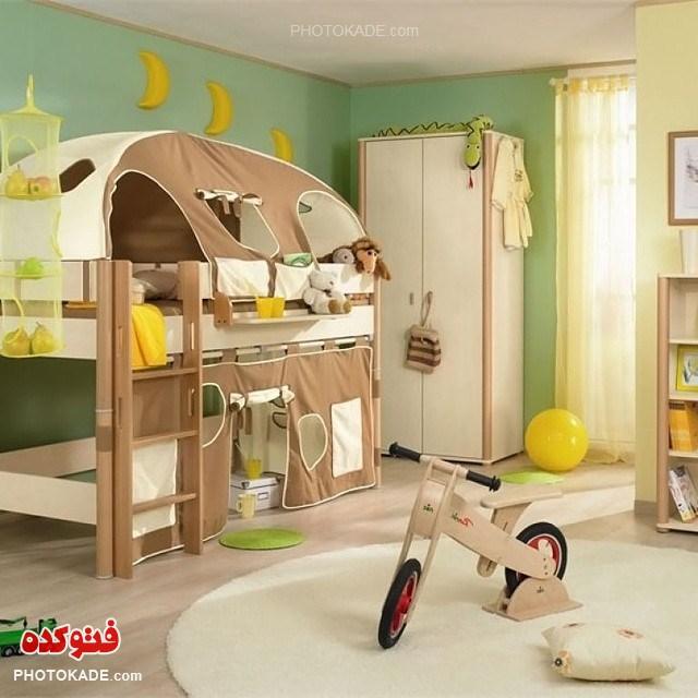 ایده های دکوراسیون اتاق کودک قشنگ