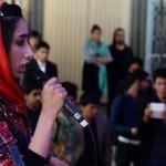 عکس دختران رپ خوان افغان