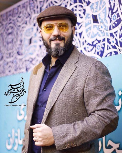 عکس کامبیز دیرباز + خانواد ه وبیوگرافی کامل