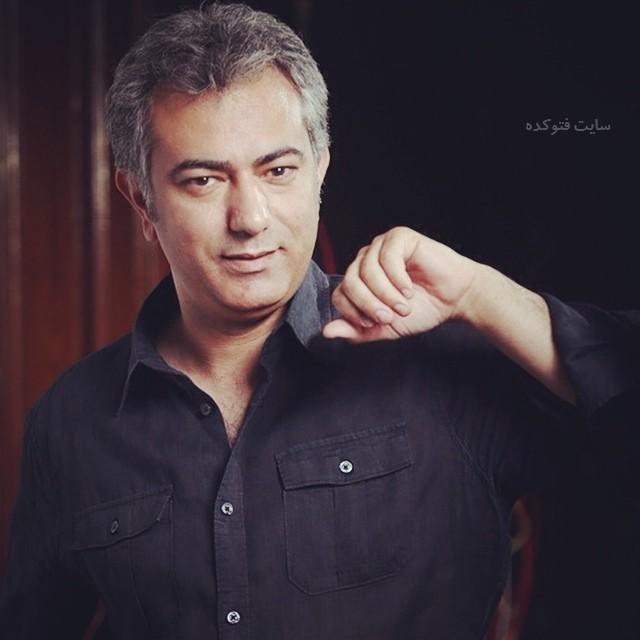 عکس محمدرضا هدایتی بازیگر آرماندو
