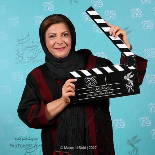 عکس جدید مهوش وقاری بازیگر سریال دیوار به دیوار