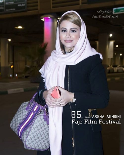 عکس جدید یاسمینا باهر بازیگر سریال دیوار به دیوار