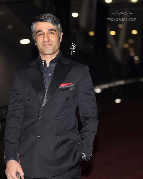 عکس جدید پژمان جمشیدی بازیگر سریال دیوار به دیوار
