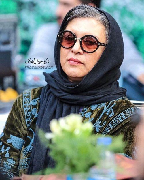 عکس جدید رویا تیموریان بازیگر سریال دیوار به دیوار