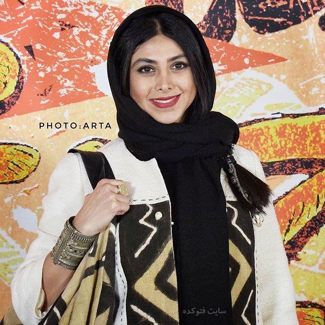 عکس بیوگرافی آزاده صمدی سریال دیوار به دیوار 2