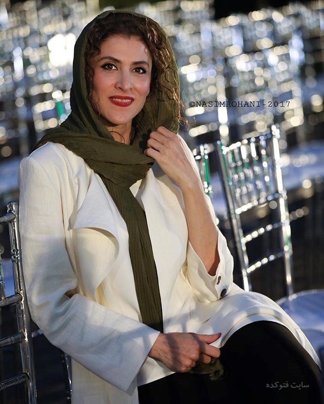 عکس بیوگرافی ویشکا آسایش سریال دیوار به دیوار 2