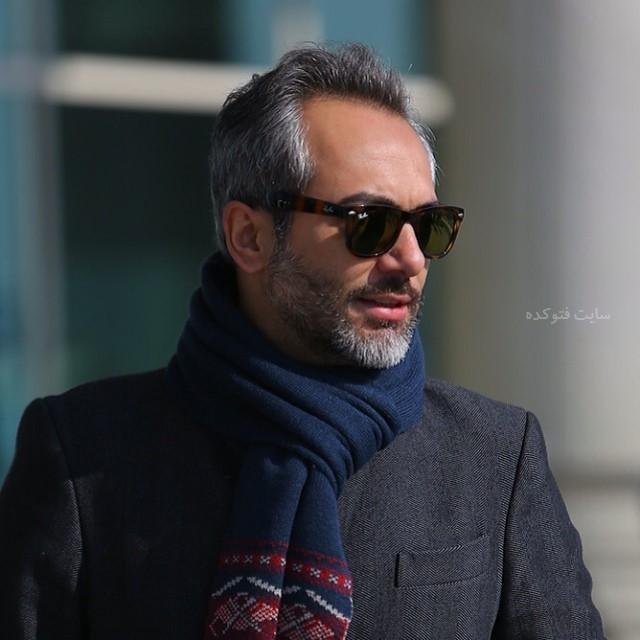 عکس بیوگرافی علی قربان زاده سریال دیوار به دیوار 2