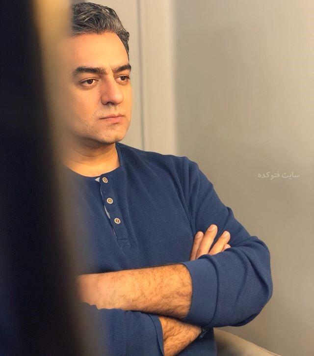 عکس بیوگرافی سام نوری سریال دیوار به دیوار 2