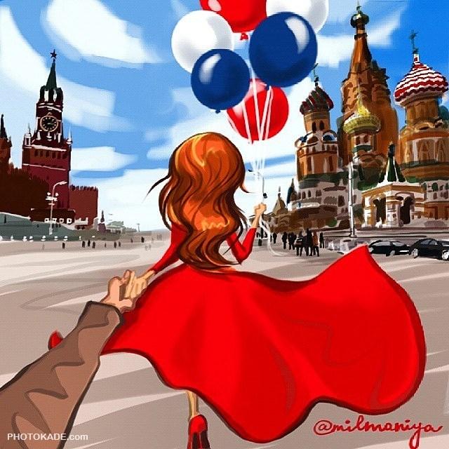 عکس کارتونی فانتزی