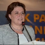فاطما گل وزیر دولت ترکیه شد با عکس