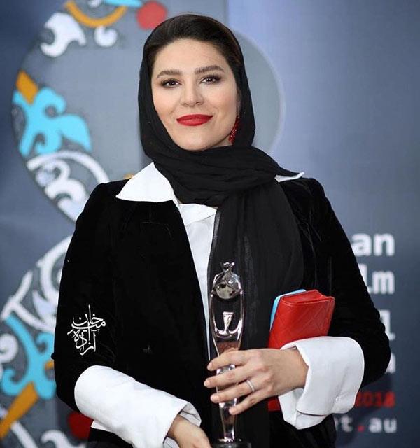 عکس و بیوگرافی سحر دولتشاهی بازیگر زن