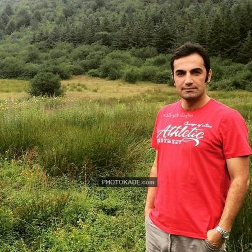 بازیگران سریال دور دست ها : عکس کوروش سلیمانی