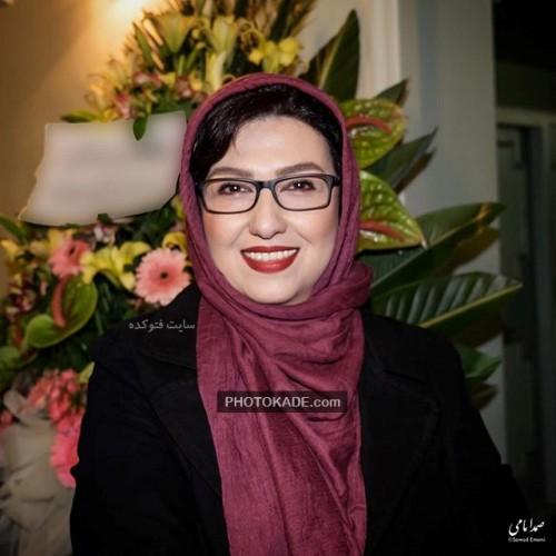 بازیگران سریال دور دست ها : عکس معصومه کریمی