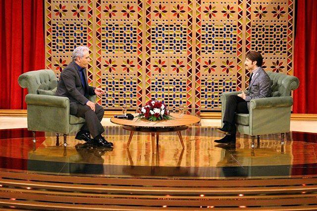 حمید هیراد مهمان امشب برنامه دورهمی پنجشنبه 23 آذر 96