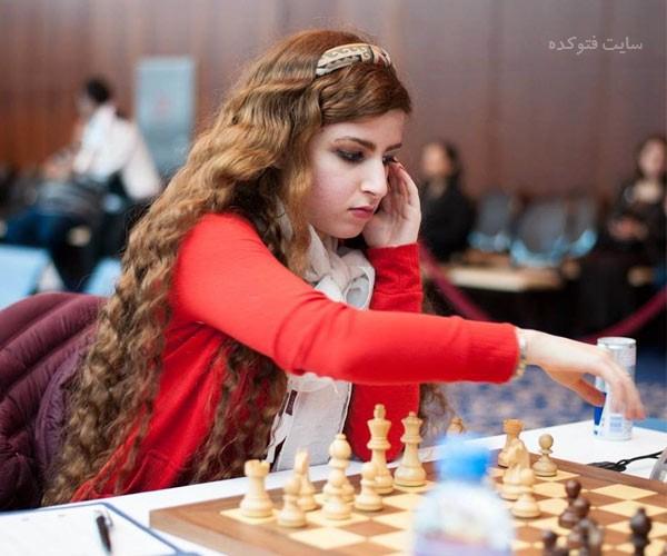 بیوگرافی درسا درخشانی شطرنج باز بدون حجاب