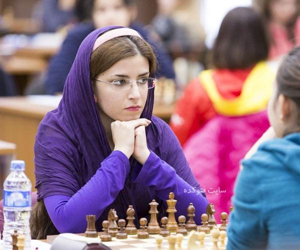 بیوگرافی درسا درخشانی شطرنج باز
