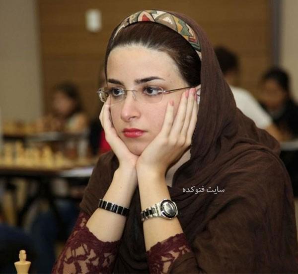 عکس و بیوگرافی درسا درخشانی شطرنج باز