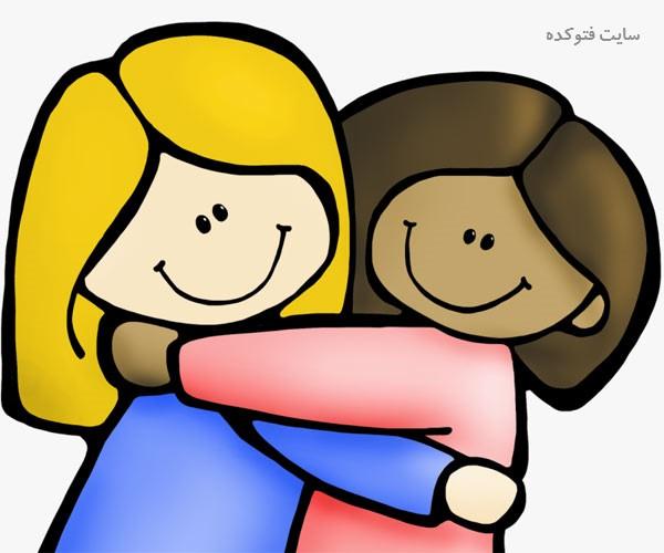 انشا درباره دوست برای دبیرستان و دبستان