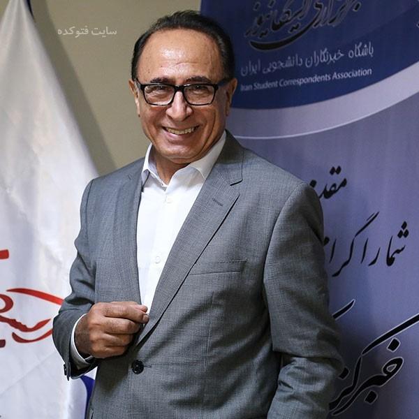 عکس های دکتر اسماعیل آذر مجری برنامه مشاعره + بیوگرافی